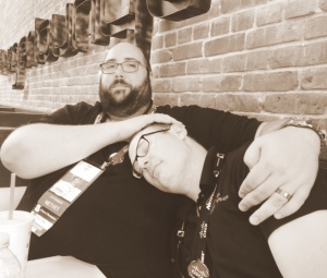 Awwww, these guys... @tonhe @ciscovoicedude
