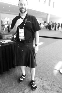Kilts.  There were kilts. (Why??!!) @subnetwork
