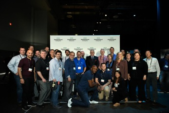 Hewlett Packard Enterprise Discover 2017, Las Vegas, USA